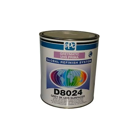 PPG D8024 FONDO RAPID GREYMATIC LITRI 3