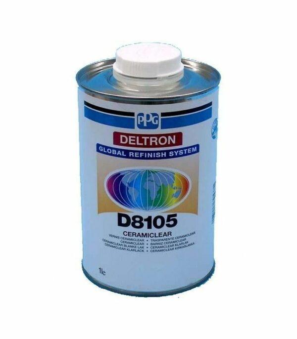 PPG D8105 CERAMICLEAR NANO TECHNOLOGY LITRI 1