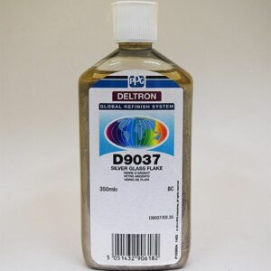 PPG D9037 EH GRS BC INTER SILVER GLASS F. ML 350