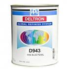 PPG D943 DELTRON BC FINE BLUE PEARL LITRI 1