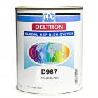 PPG D967 DELTRON BC BLACK LITRI 1