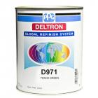 PPG D971 DELTRON BC GREEN LITRI 1