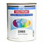PPG D985 DELTRON BC ALUMINIUM BLUE LITRI 1