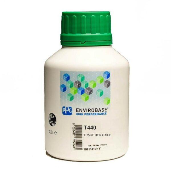 PPG T440 ENVIROBASE HP ROSSO OSSIDO RIDOTTO LITRI 0,5