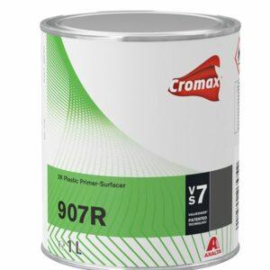 CROMAX R907 PRIMER PER PLASTICHE NERO LITRI 1