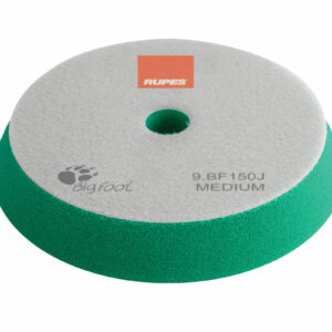 RUPES 9.BF150J TAMPONE IN SPUGNA COARSE VERDE DIAMETRO 130/150 mm