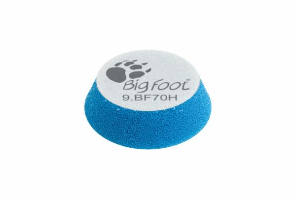 RUPES 9.BF70H TAMPONE  IN SPUGNA BLU COARSE DIAMETRO 50/70 mm