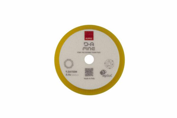 RUPES 9.DA150M TAMPONE IN SPUGNA D-A FINE DIAMETRO 130-150 mm