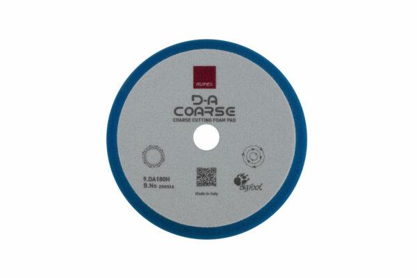 RUPES 9.DA180H TAMPONE IN SPUGNA D-A COARSE DIAMETRO 150-180 mm