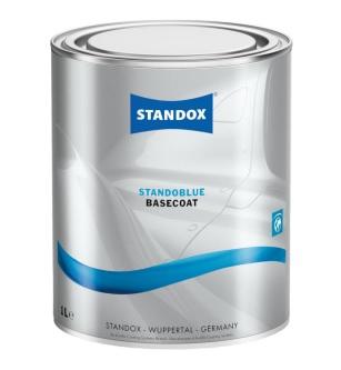 STANDOX BASE OPACA ACQUA STANDOBLUE MIX 132 LT 1