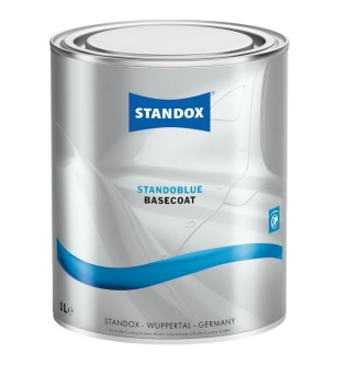 STANDOX BASE OPACA ACQUA STANDOBLUE MIX 133 LT 1