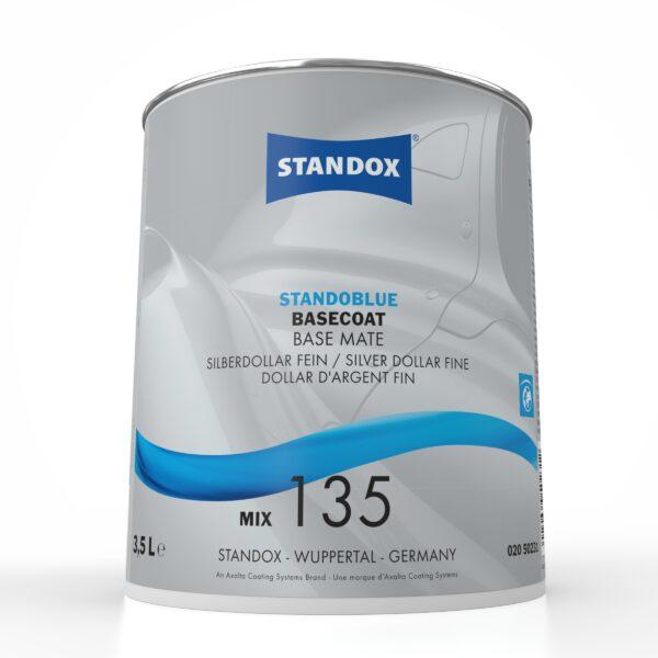 STANDOX BASE OPACA ACQUA STANDOBLUE MIX 135 LT 1
