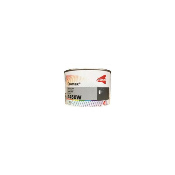 CROMAX 1450W BASE OPACA BRIGHT RED LITRI 0,5