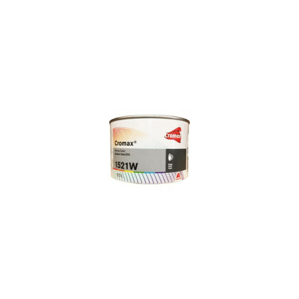 CROMAX 1521W BASE OPACA RADIANT RED EFX LITRI 0,5