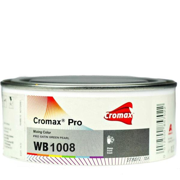 CROMAX PRO WB1008 BASE SATIN GREEN PEARL LITRI 0,25