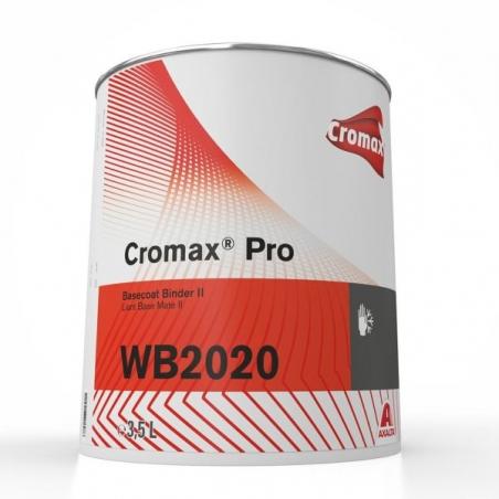 CROMAX PRO WB 2020 RESINA AD ACQUA PER BASE LT 3,5
