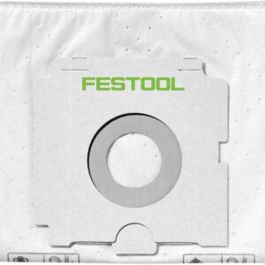 FESTOOL 496187 bolsas de filtro SELFCEAN 5 PIEZAS