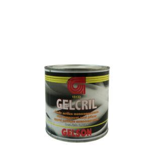 GELSON 15133 GELCRIL ISOLANTE GRIGIO 750 ml