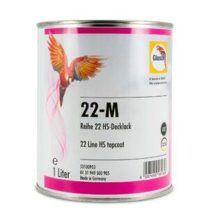 GLASURIT TINTA BASE 22-M 201 ARANCIO CHIARO 1 lt