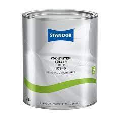 STANDOX VOC SYSTEM FILLER U7540 GREY 3,5 lt