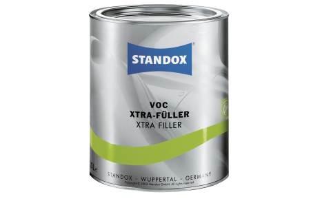 STANDOX FONDO VOC XTRA FILLER NERO U7560 3,5 lt