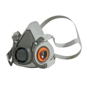 3 M 06 962 SEMI MASK / Respirator ohne Filter SIZEM
