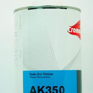 CROMAX AK350 THINNER 1 LITER SHADES