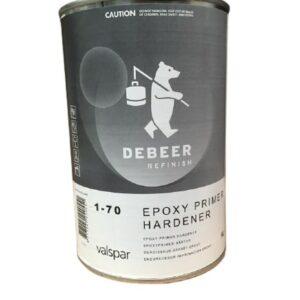 DEBEER 1-70 EPOXY PRIMER HARDNER 1 lt