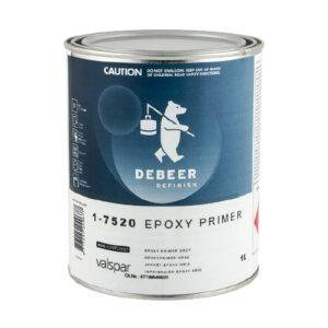 DeBeer 1-7520 EPOXY PRIMER GRAY 1 lt