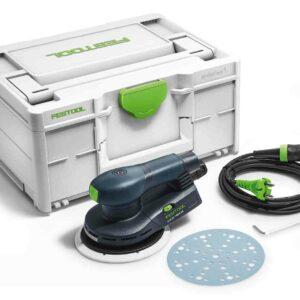 FESTOOL 576329 SANDER ELEKTRO ETS 150/5 EQ IN PLASTIC SYSTAINERN