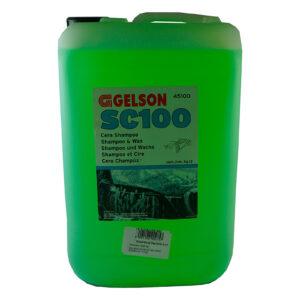 GELSON 45100 SC100 CERA SHAMPOO 12 KG