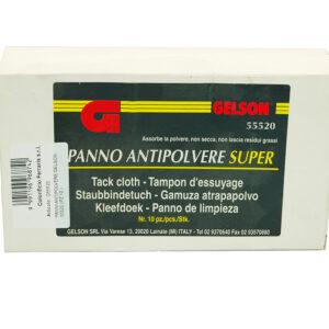 Gelson 55520 Staubtuch SUPER SC 10 PIECES