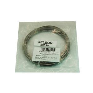 GELSON 85530 FILO A SEZIONE QUADRATA METRI 25 M
