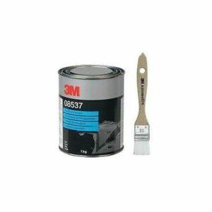 3M 08 537 SELLADOR CEPILLO pintada de gris por encima de + 08 540 1 kg de peso corporal