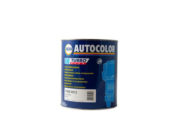NEXA AUTOCOLOR P498-9912 BASE OPACA PALE BLUE 3,5 lt