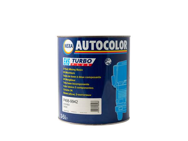 NEXA AUTOCOLOR P498-9942 BASE OPACA RED OXIDE 3,5 lt