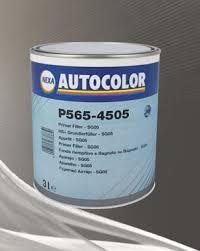 NEXA AUTOCOLOR P565-4505 PRIMER FILLER GRIGIO MEDIO SG05 3 lt