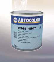 NEXA AUTOCOLOR P565-4507 PRIMER FILLER GRIGIO SCURO SG07 3 lt