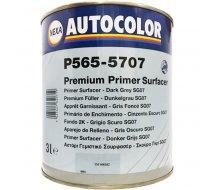 NEXA AUTOCOLOR P565-5707 PREMIUM SURFACER GRIGIO SCURO SG07 3 lt