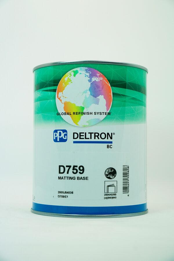 PPG D759 DELTRON BC MATTING BASE LITRI 1