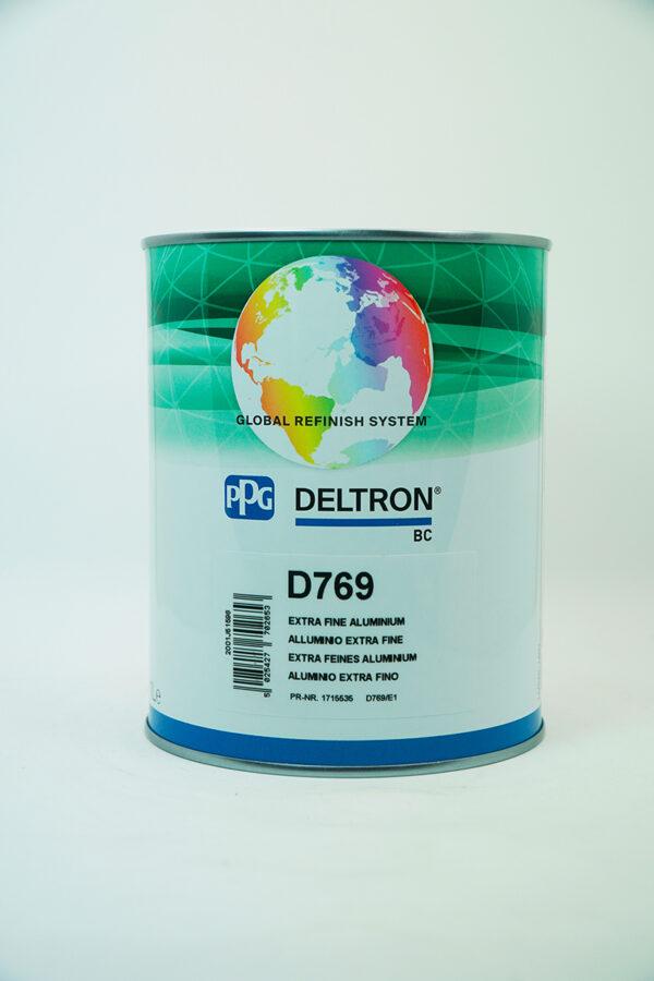 PPG D769 DELTRON GRS BC EXTRA FINE ALUMINIUM LITRI1