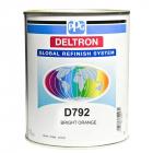 PPG D792 DELTRON BC BRIGHT ORANGE LITRI 1