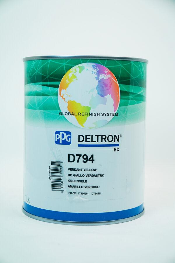 PPG D794 DELTRON BC GRUENGELB LITRI 1