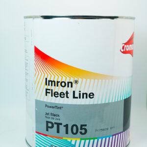 CROMAX PT105 BASE Imron JET BLACK 3,5 LITER