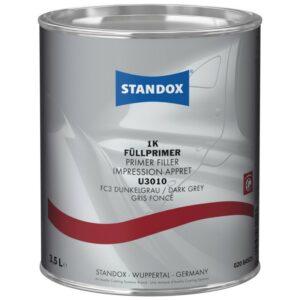 STANDOX 1K PRIMER FILLER U3010 DARK GREY 3,5 lt