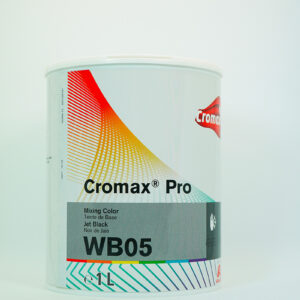 CROMAX PRO WB05 BASE JET BLACK LITRI 1