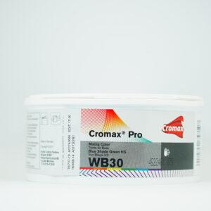 CROMAX PRO WB30 BASE OPACA BLUE SHADE GREEN HS 0,25 LITRI
