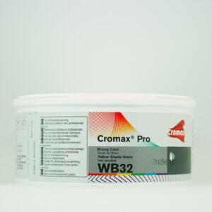 CROMAX PRO WB32 BASE OPACA YELLOW SHADE GREEN 0,25 LITRI