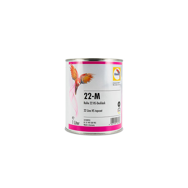 GLASURIT TINTA BASE 22-M 530 BLU 1 lt