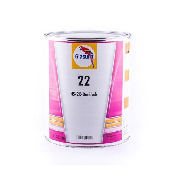 GLASURIT TINTA BASE 22-M 60 BIANCO 3,5 lt